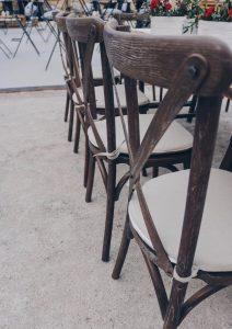 Festas e Sonhos Inovação Cadeiras Crossback
